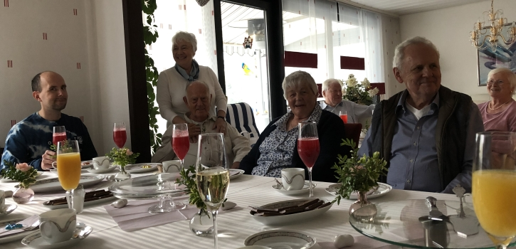 35 Jahre MS-Selbsthilfegruppe Ahrensburg
